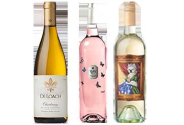 Wine Society July 2018 White Spectrum