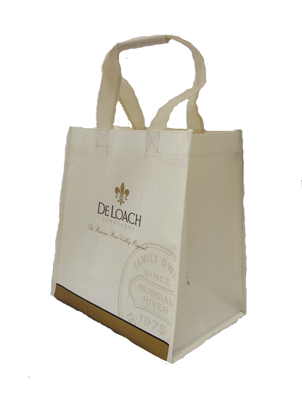 6-Bottle Wine Tote Bags