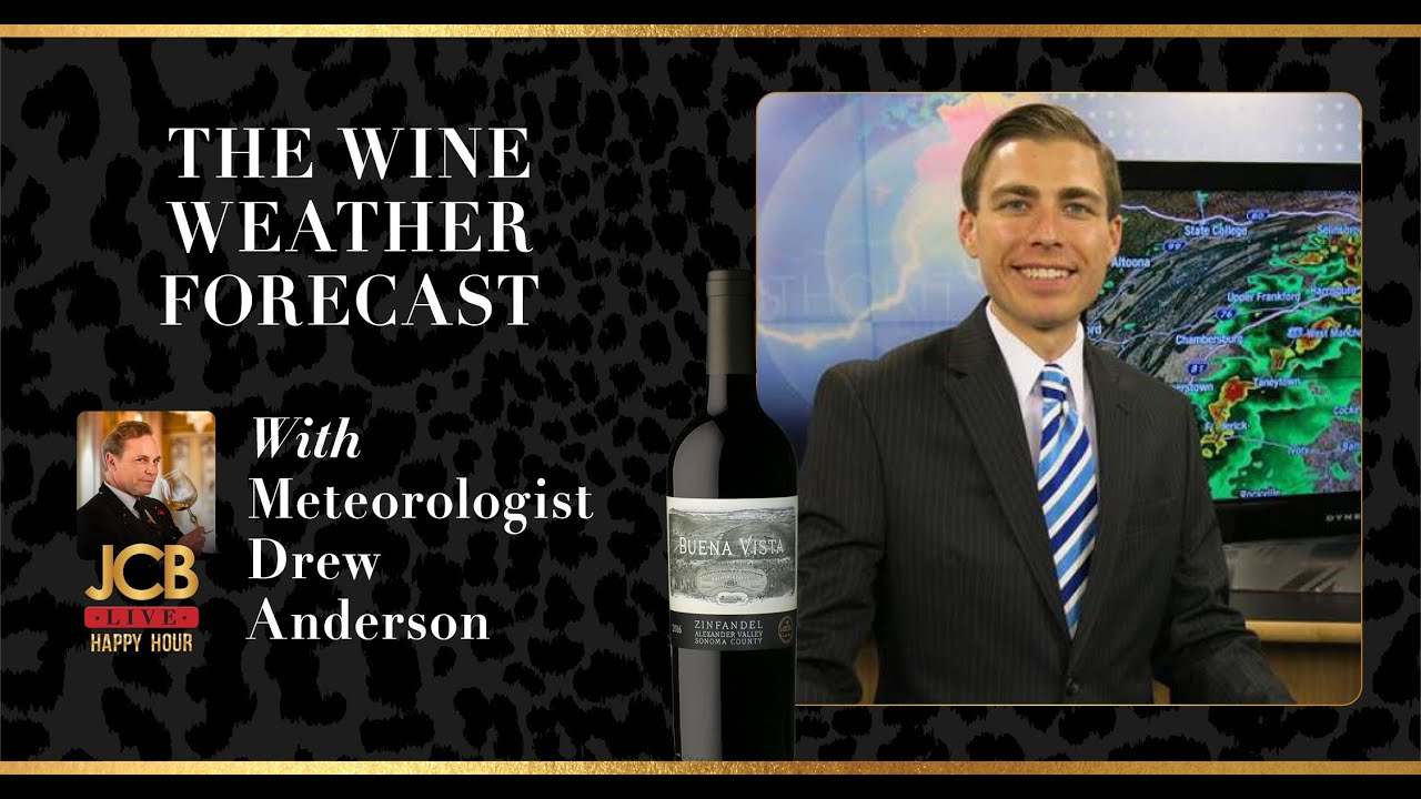JCB LIVE with Meteorologist Drew Anderson