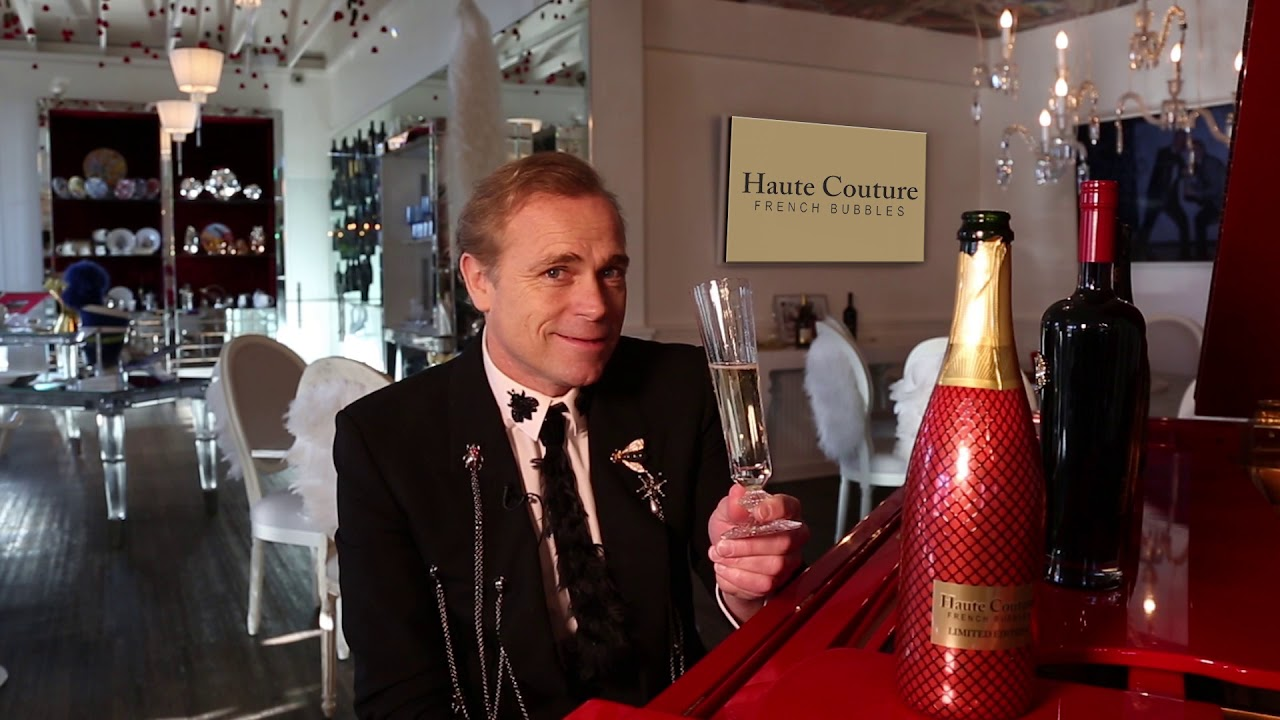 Haute Couture Limited Edition French Bubbles