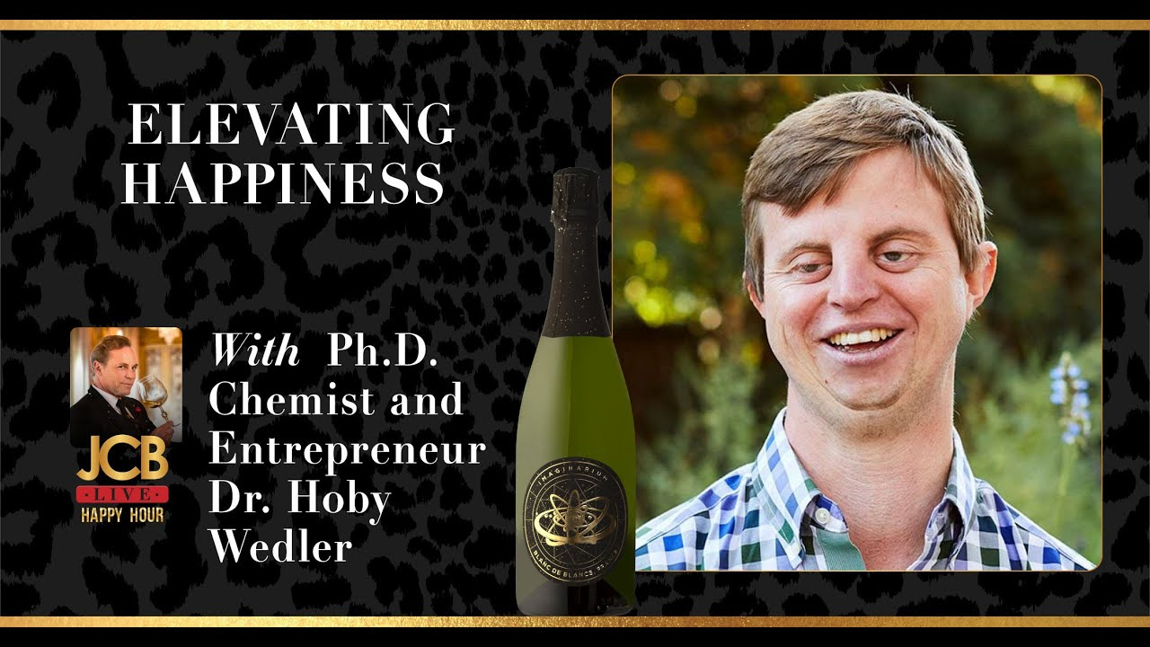 JCB LIVE with Sensory Scientist Hoby Wedler