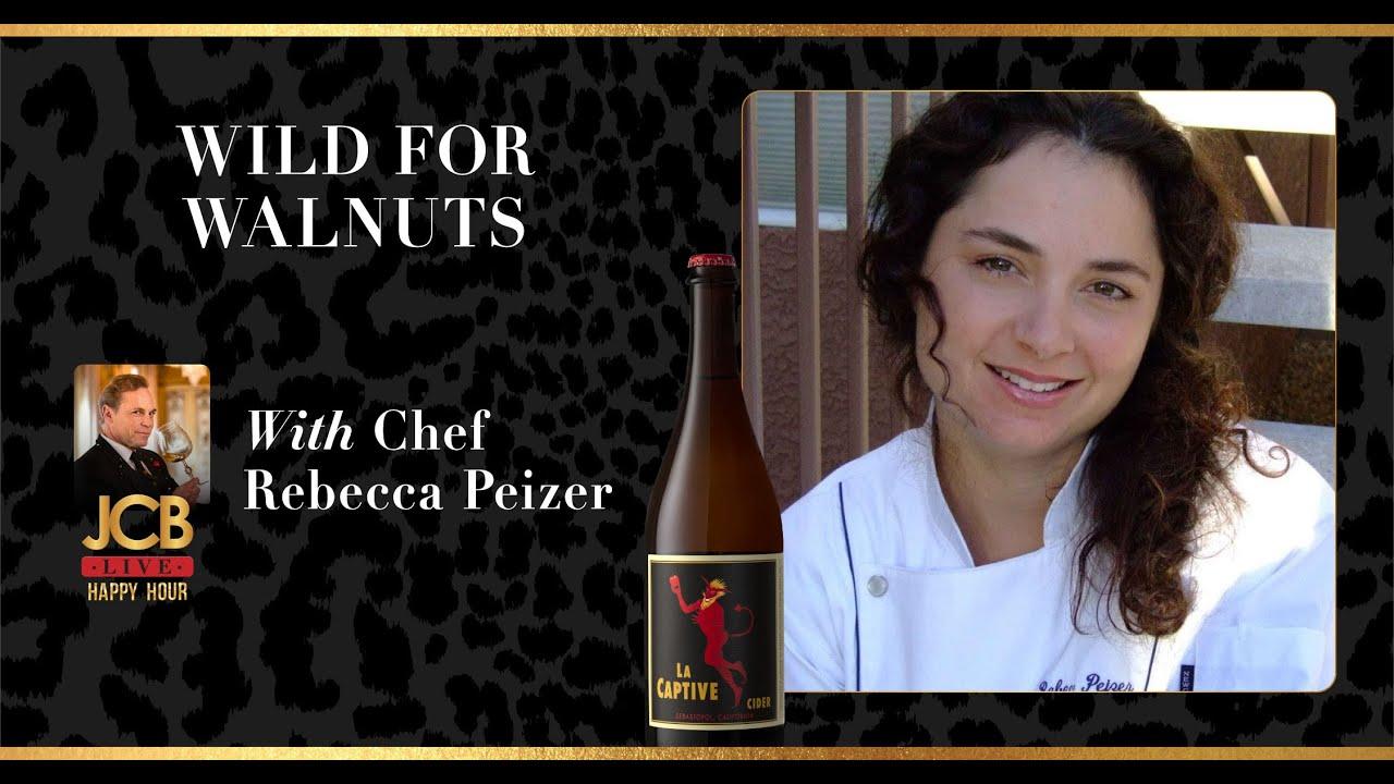 JCB LIVE with Chef Rebecca Peizer