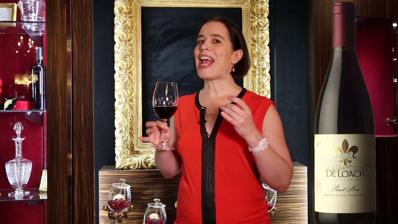 DeLoach Vineyards - Santa Lucia Highlands Pinot Noir