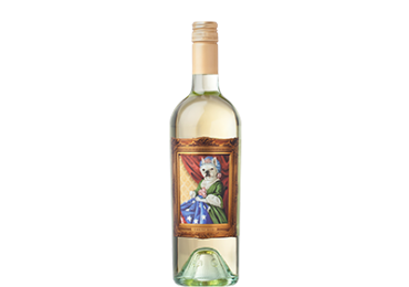 """Frenchie """"Betsy Ross""""2018 North Coast, CA White Blend"""