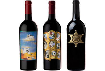 Fall 2020 Red Spectrum Wine Selection, 3 bottles