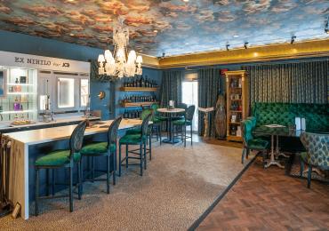 JCB Tasting Salon's Peacock Room in Yountville