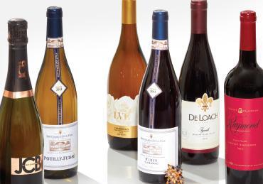 Exclusive Wine Portfolio