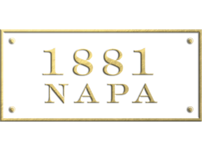 1881 Napa Winery Logo