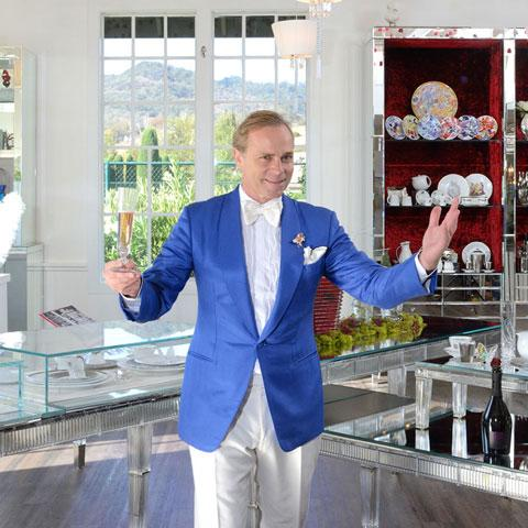 Jean-Charles Boisset Family Welcome