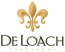 DeLoach Winery and Vineyard Logo